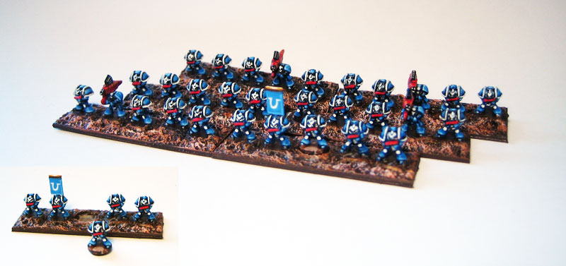 vincent - Ultramarines 3000 points - Page 2 Epic_Ultramarines_Spacemarine002