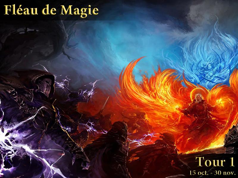 Fléau de Magie: Tour 1 FdM_Frontpage_Tour1