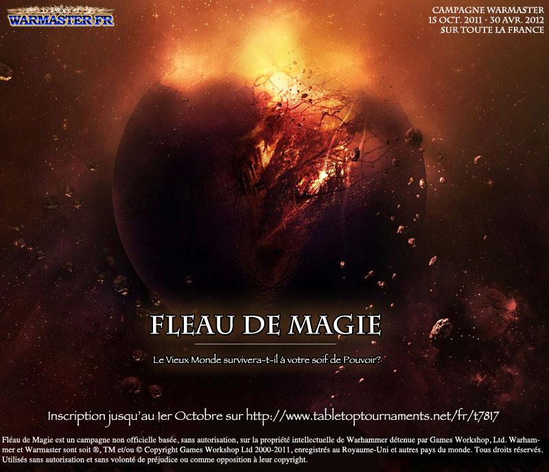 Campagne Fléau de Magie FleauDeMagie